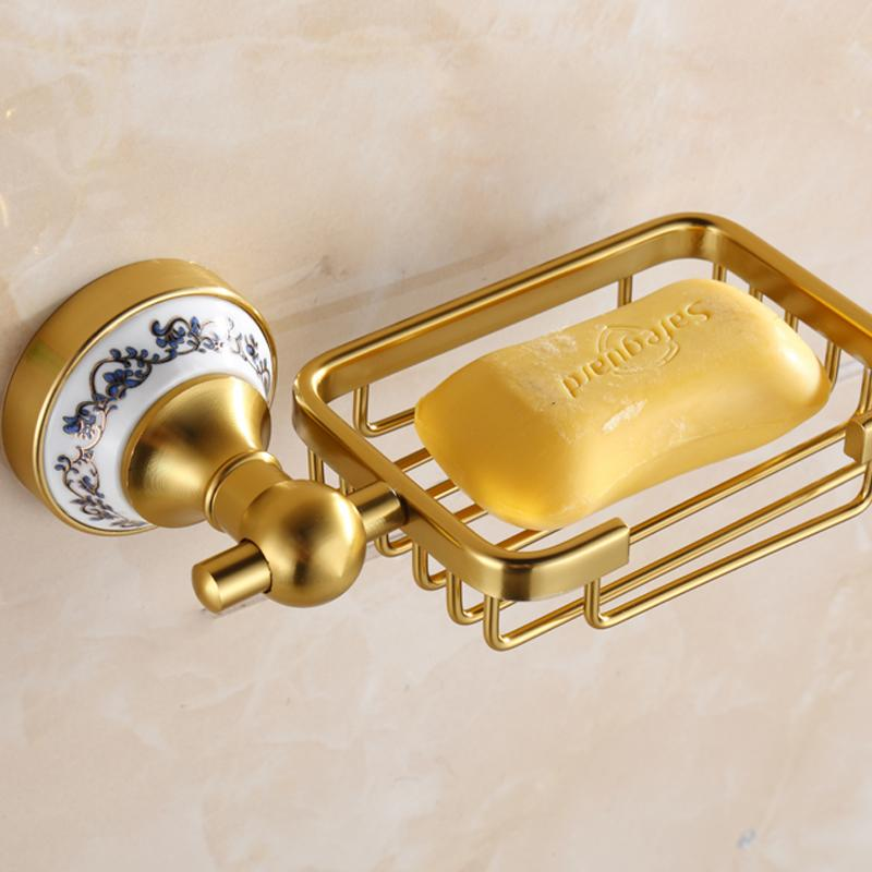 Best Bathroom AccessoriesSoap Dishes With Gold Color Finishing - Best bathroom accessories brand