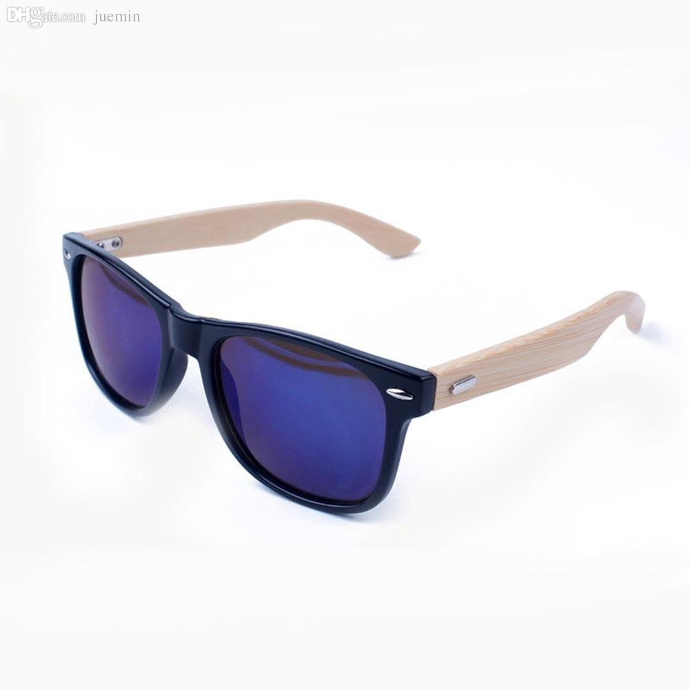 0587f79380003 Wholesale Bamboo Frame Sexy Cat Eye Sunglasses Resin Women Coating Brand  Vintage Female Oculos Girls Glasses Sunglasses Uk Polarised Sunglasses From  Juemin