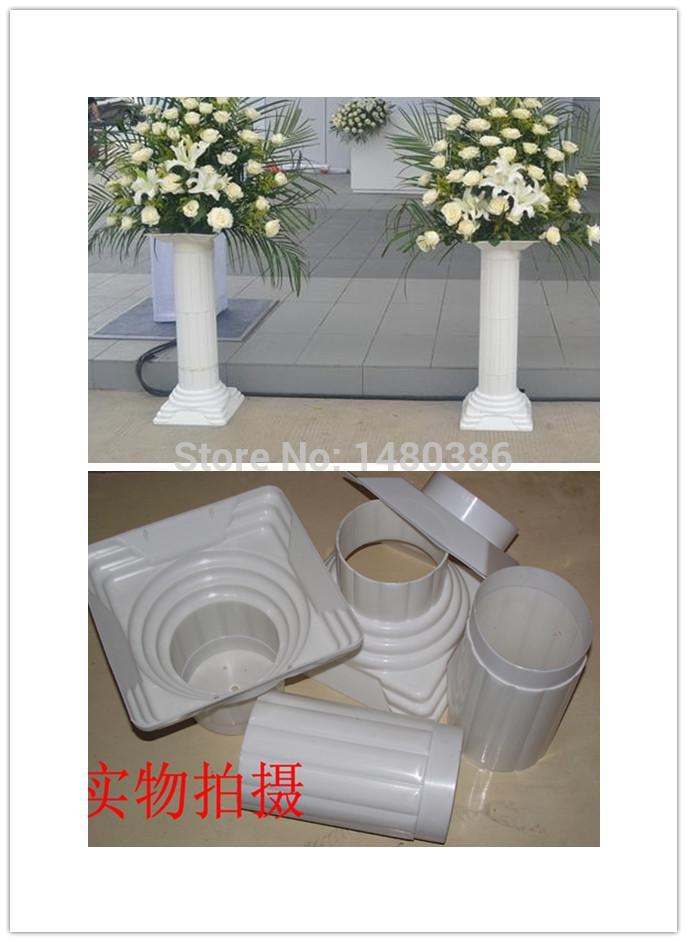 2018 Wedding Decoration Column Flower Vase Flower Bouquet Stand