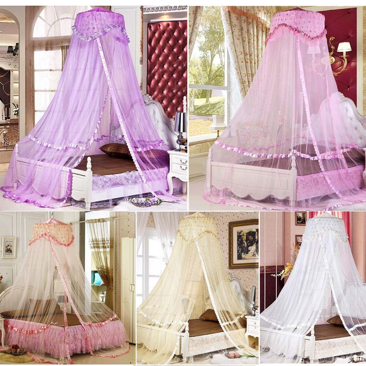 Hight Quality Romantic Bed Dome Netting Canopy Princess Round Mosquito Net Window Mosquito Net Best Mosquito Control From Haorizi123 $36.18| Dhgate.Com & Hight Quality Romantic Bed Dome Netting Canopy Princess Round ...