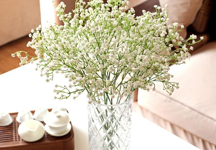 Online cheap new year sale baby breath wedding decoration flower online cheap new year sale baby breath wedding decoration flower white colour flowers real touch flowers by kaiyue608 dhgate mightylinksfo