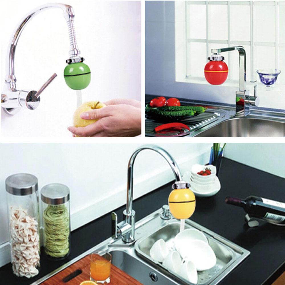 2018 Healthy Bathroom Household Kitchen Bath Shower Head In Line ...
