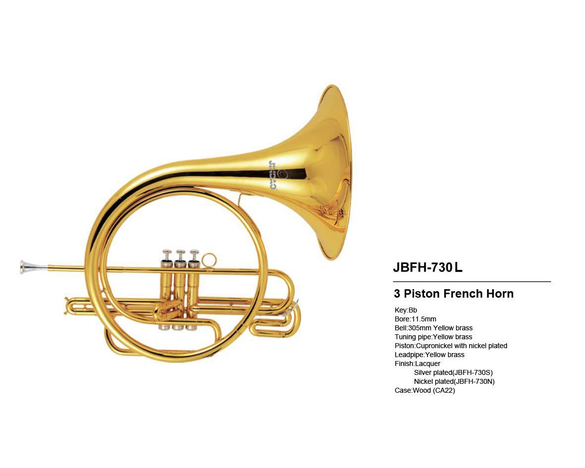 Jinbao Li-Keyフレンチホルン.jbfh-730l.