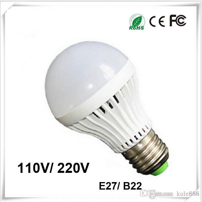 factory direct cheap wholesale 110v 220v quality led globe bulbs 3w