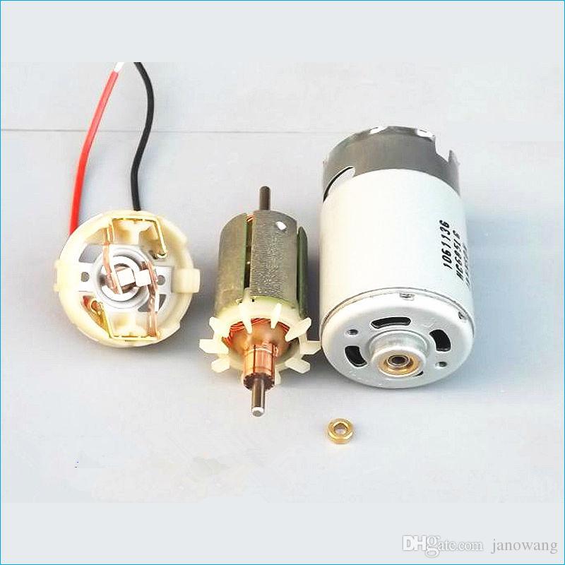 12V 14000 tpm High Power Permanente Magneet DC Motor, 800mA Permanente Magneet DC Motors, J14417