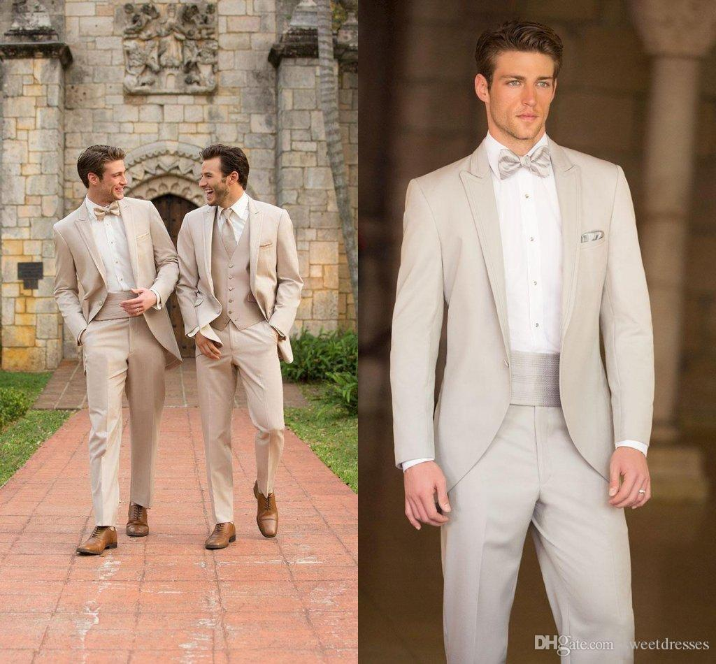 2015 Mens Suits Coat Pant Designs Handsome Tuxedos For Wedding ...