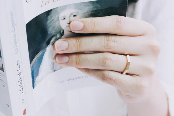 패션 ht 판매 합금 팔각형 반지 새로운 stackable 반지 실버 도금 반지 여성을위한 개성 너트 반지