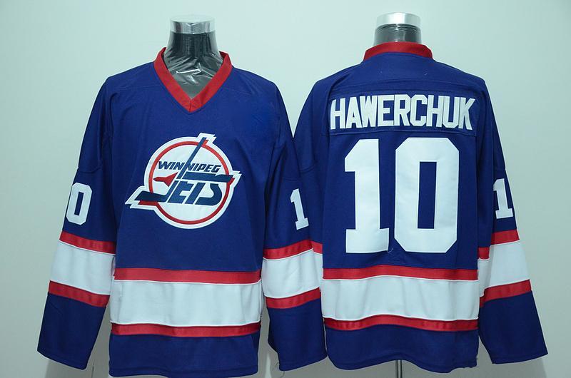 ... Adidas Home Adidas2172204 2017 Winnipeg Jets 10 Dale Hawerchuk Hockey  Jersey Blue Ice Hockey Jerseys New Style Hockey Wear ... 44bdc90ca