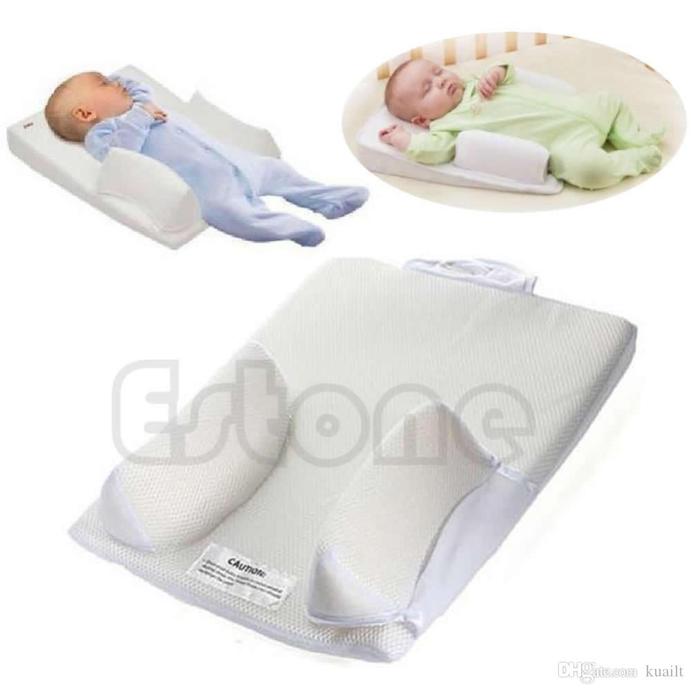 Infant System Prevent Flat Head Ultimate Vent Baby Pillow