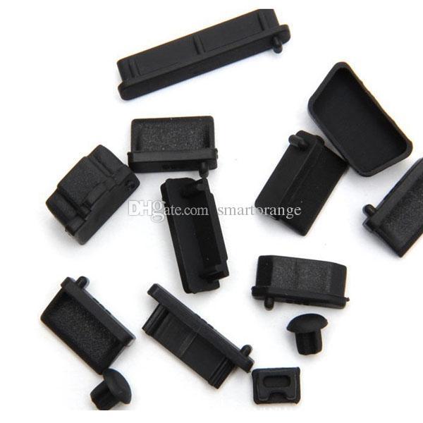 / prise anti-poussière de silicone ports de protection couvercle bouchon ordinateur portable ordinateur portable
