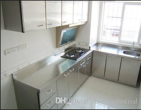 stainless kitchen cabinet doors 2017 kitchen cabinet legs stainless steel kitchen cabinet 26602