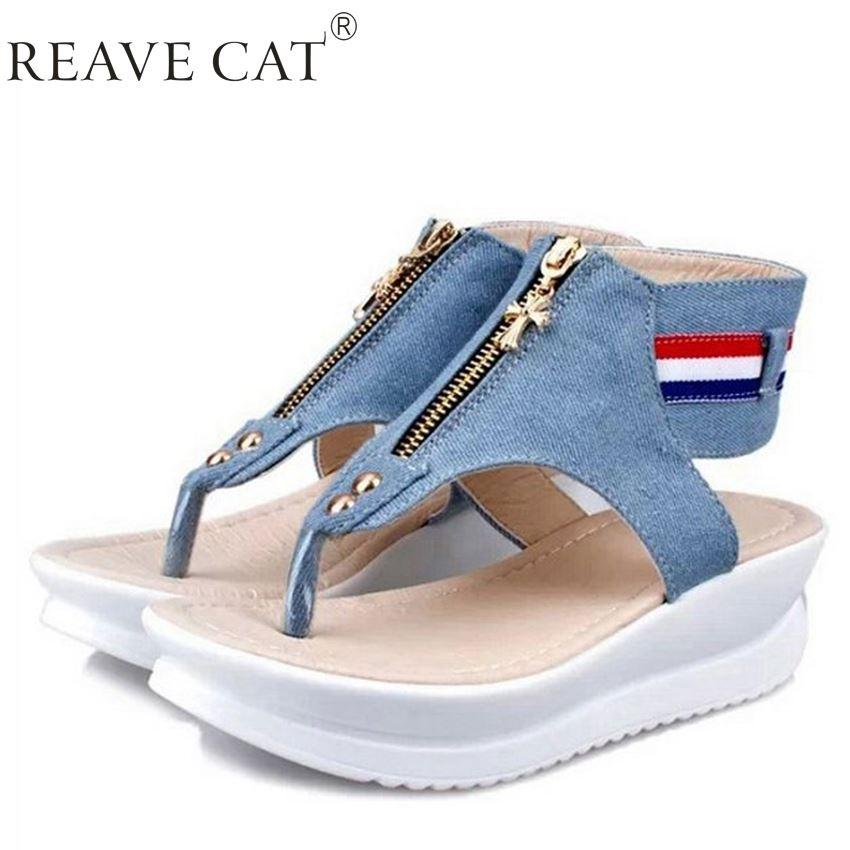 ea954ceea54f7b New Designer Canvas Women Sandals Novetly Zipper High Platform High Heel  Sandals Female Shoes Cloth Platform Wedges Sweet Party Green Shoes Shoe  Shop From ...