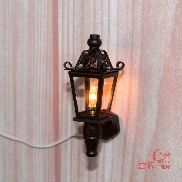 Wholesale Doll House Mini Furniture Model Lamps Black Fashion Alloy Outdoor  Light Wall Lamp 40013 Madeline Doll House Cheap Big Doll Houses From  Vingner, ...