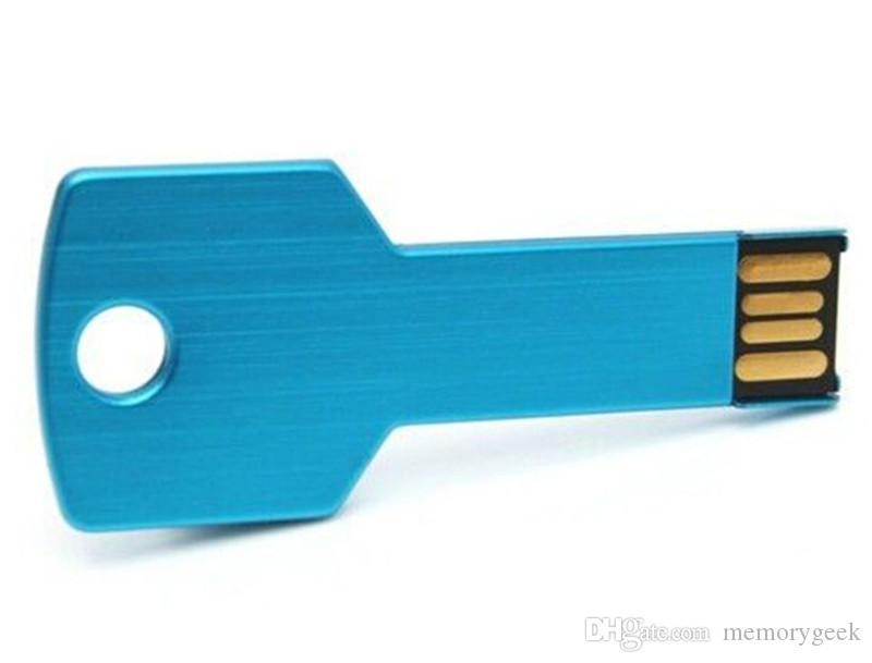 Ключ стиль 256 ГБ USB 2.0 флэш-накопители Memory Sticks Pen диски диск pendrives розничная упаковка бесплатно dropshipping
