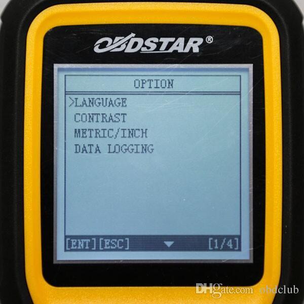 OBDSTAR X300M OBDII Kilometre Sayacı Düzeltme X300 M Kilometre Teşhis Aracı Ayarlamak Tüm Arabalar Obd Üzerinden Ayarlanabilir Güncelleme TF Kart