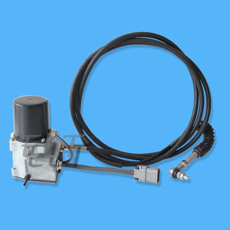 Daewoo Doosan Solar 220-3 220LC-V 250LC-V 290LC-V Throttle Motor 2523-9014  Engine Control Motor for 330LC-V 400LC-V Excavator