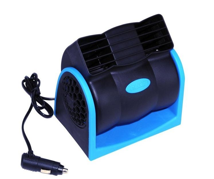 2018 Vehicle Fan Cigarette Lighter Fan Air Vent Portable