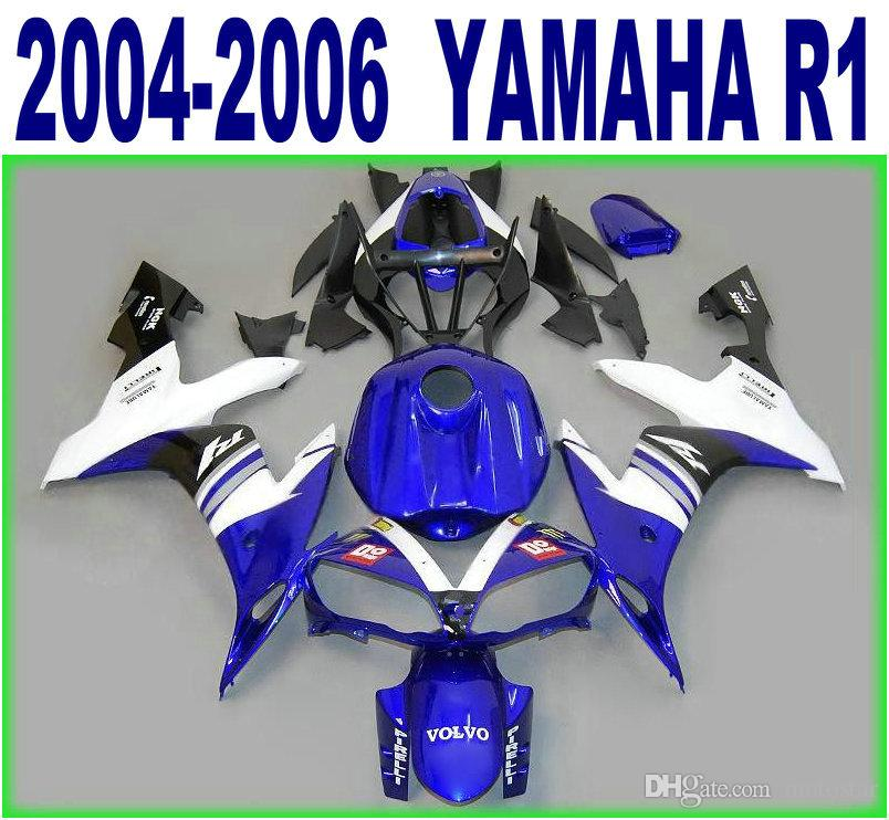 100% Injection Molding Lowest Price Fairings Set For YAMAHA