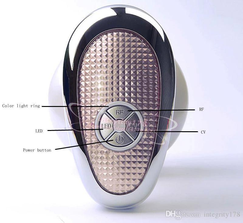 Радиочастота 3in1 RF кавитация ультразвуковая + фотон вела целлюлит ноги тела подмолаживания кожи поднимаясь уменьшая машину с розничной упаковкой