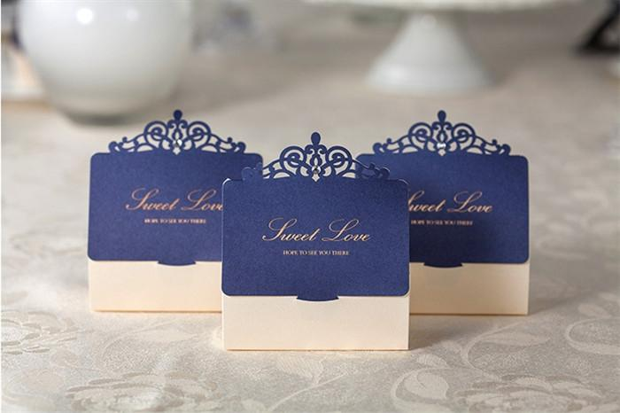 wedding events,wedding supplies,favor holders.gift box ,blue color.