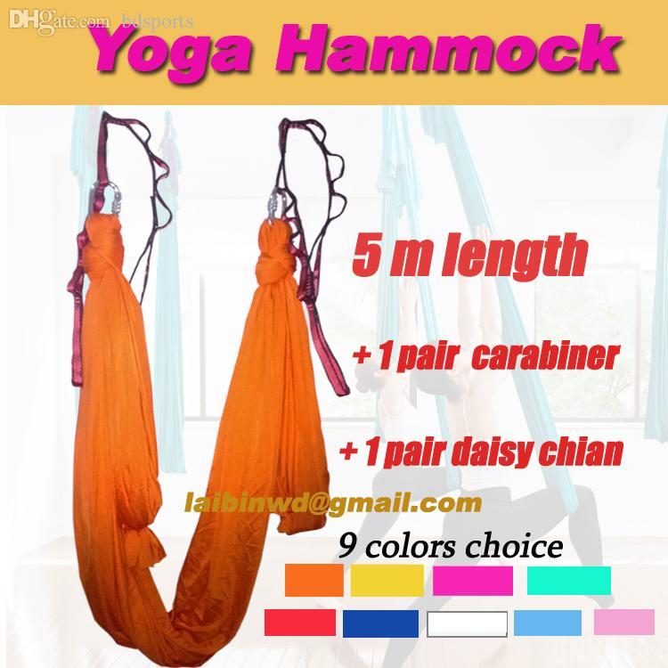 see larger image wholesale wholesale aerial yoga hammock fabric pilates band      rh   dhgate
