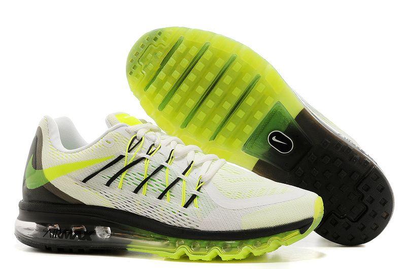 premium selection 47d9f 9cd3a ... Nike Air Max 2015 Flyknit Running Shoes Mens zapatos corrientes barato  Mejor Pista de Jogging Zapatos. Valoraciones de los usuarios
