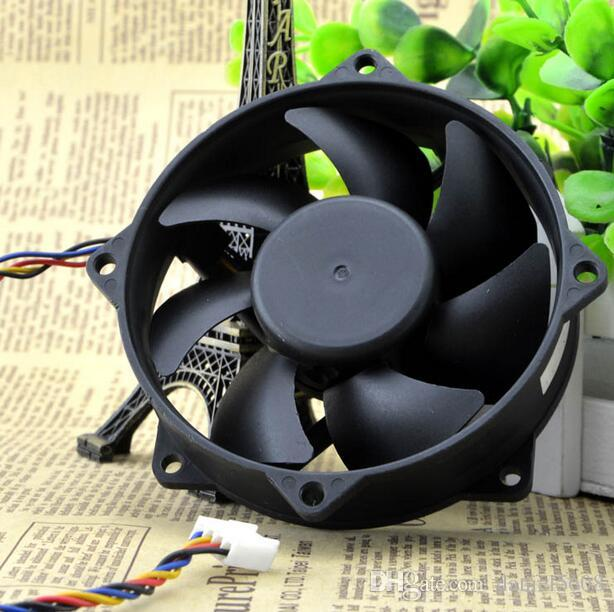 SUNON 9cm 9025 KDE1209PTVX 12V 4.4W 4 line circular magnetic suspension fan