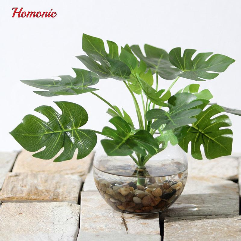 2019 Mexican Autumn Decoration Artificial Plants Turtles Leaves