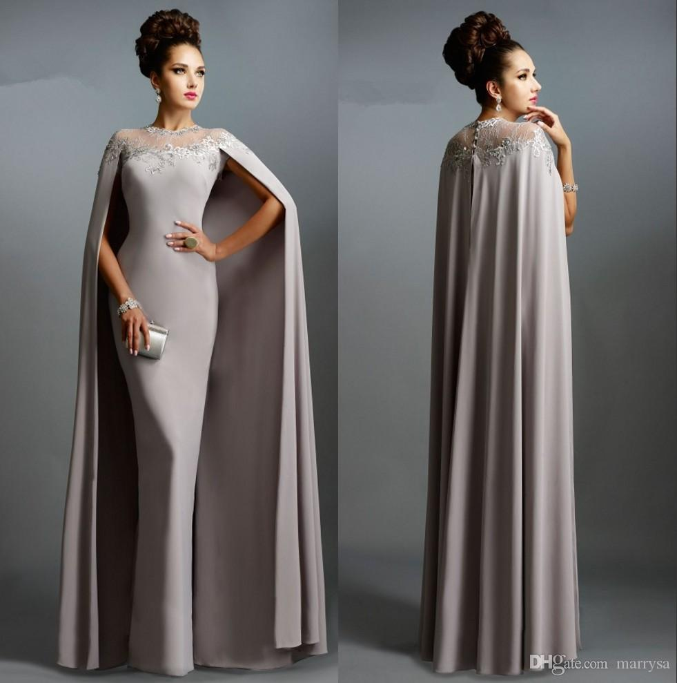 Modern Evening Gowns with Sleeves
