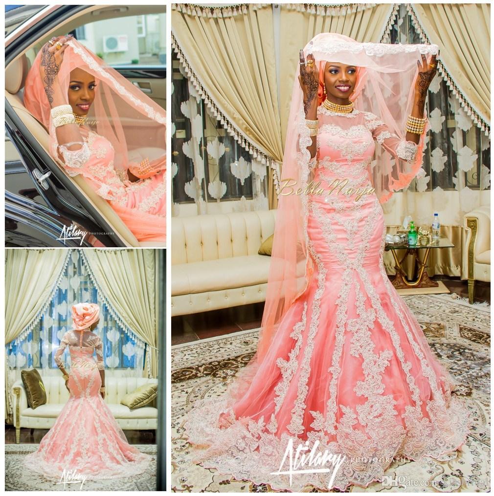 Ausgezeichnet Traditioneller Nigerian Brautkleider Zeitgenössisch ...