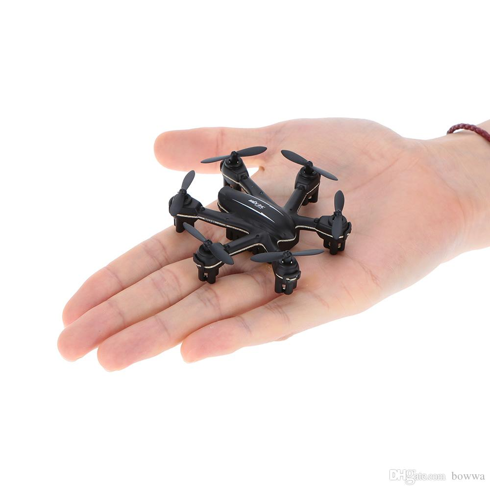 Brand RC Helicopter Toys MJX X901 Upgrade Nano Hexacopte RC Mini drone 2.4GHz 6 Axis RTF Controller Remote Control Drones