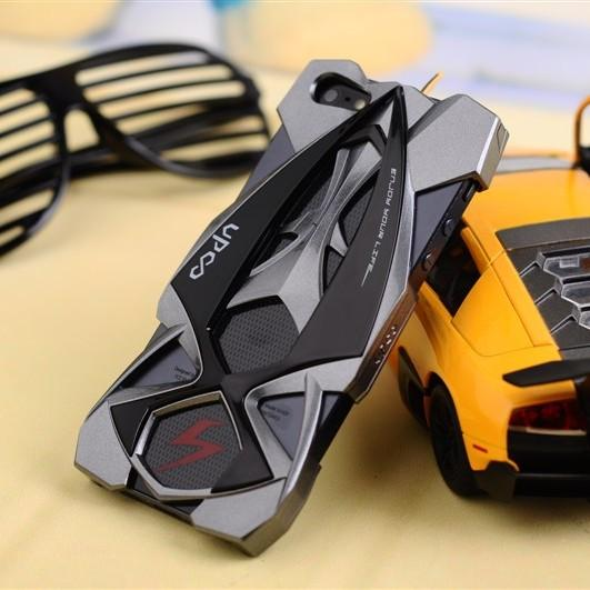 Cute 3d Lightning Sports Car Cell Phone Cover Case For Iphone 5 5g ...