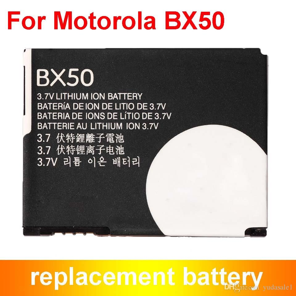 Hot Selling Cheapest Mobile Phone Battery For Motorola Bx50 Razr2 V8 Baterai Lenovo S820 A750e A770e A656 A766 S650 Bl210 Original 100 V9 Z9 Snn5807a 920mah Cheap