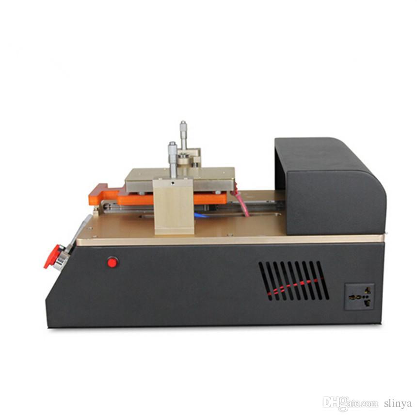 Macchina di riparazione automatica del touch screen del telefono cellulare di vuoto dell'aria della macchina separata del separatore dello schermo LCD dei semi