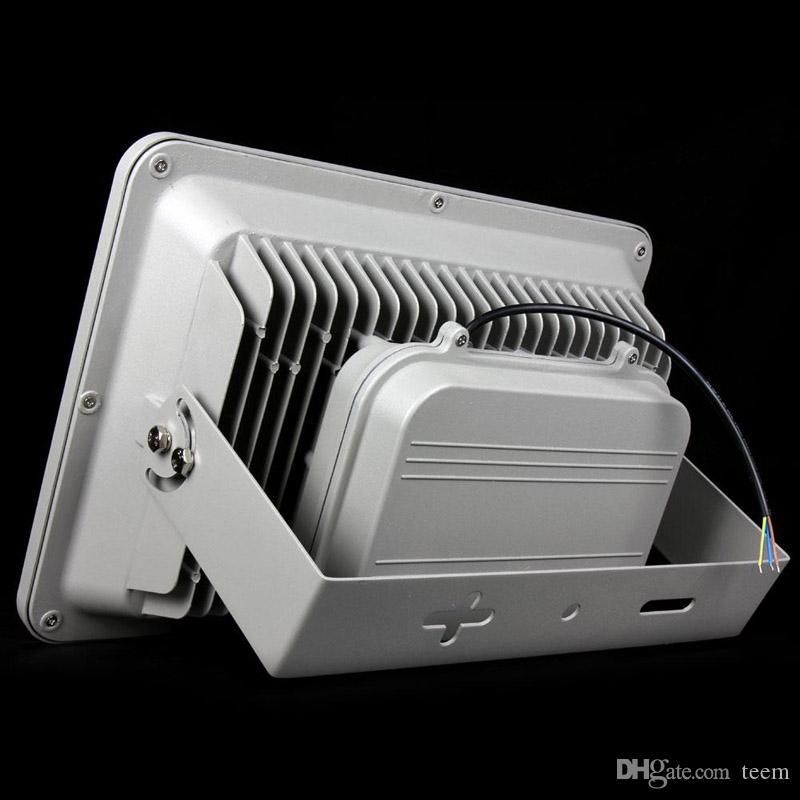 CE UL + IP66 البوليفيين 300W الصمام الأضواء الكاشفة عالية الطاقة في الهواء الطلق ضوء الفيضانات أدت محطة الغاز الإضاءة للماء بقيادة الستارة أضواء AC 85-265V 444