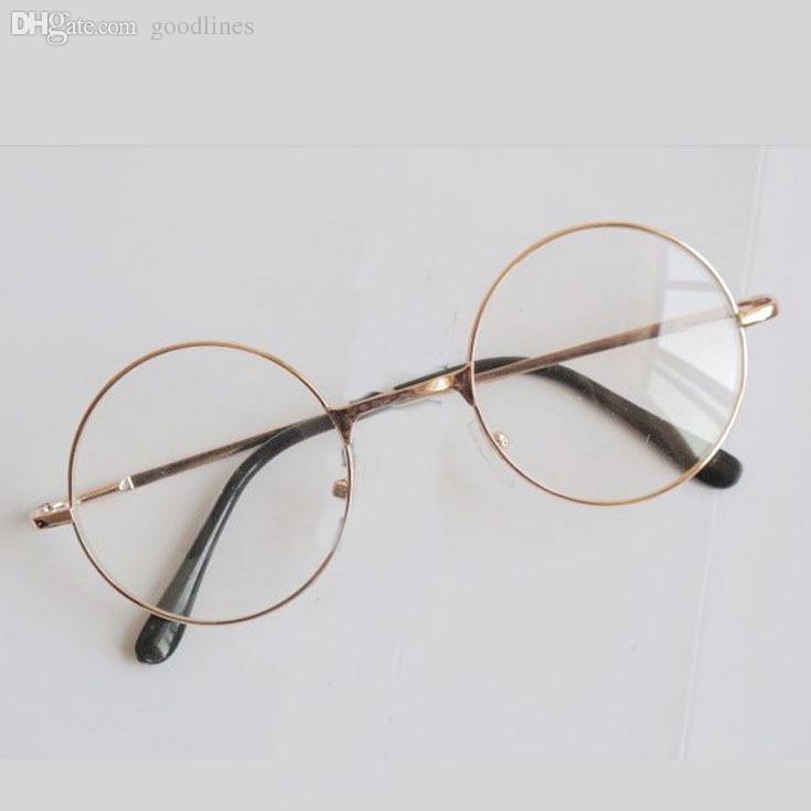 2018 Wholesale Classic Style Metal Glasses Harry Potter John Lennon ...