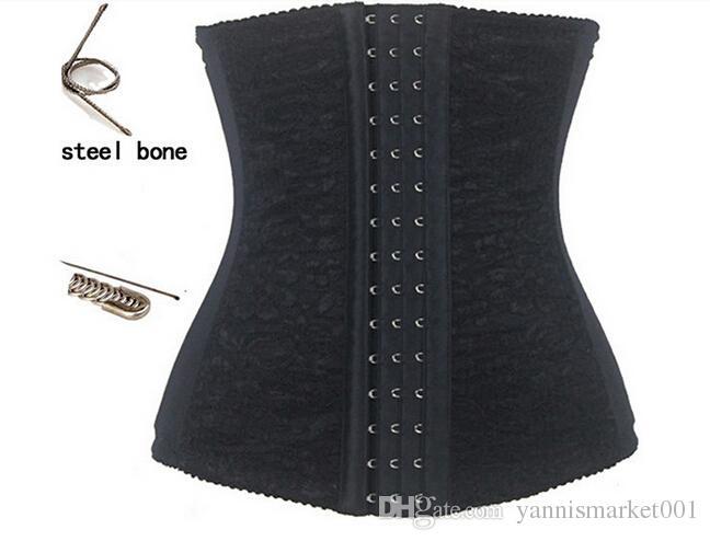 2019 Big Women Steel Bone Girdle Waist Cincher Top Waist Training Corsets  Underbust Belt Body Control Shaperwear Hot Shapers For Fat Women 5372 From  ... 5d5ad8388