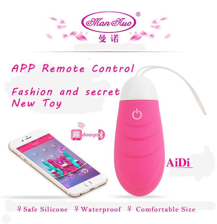 Egg vibrator cell phone