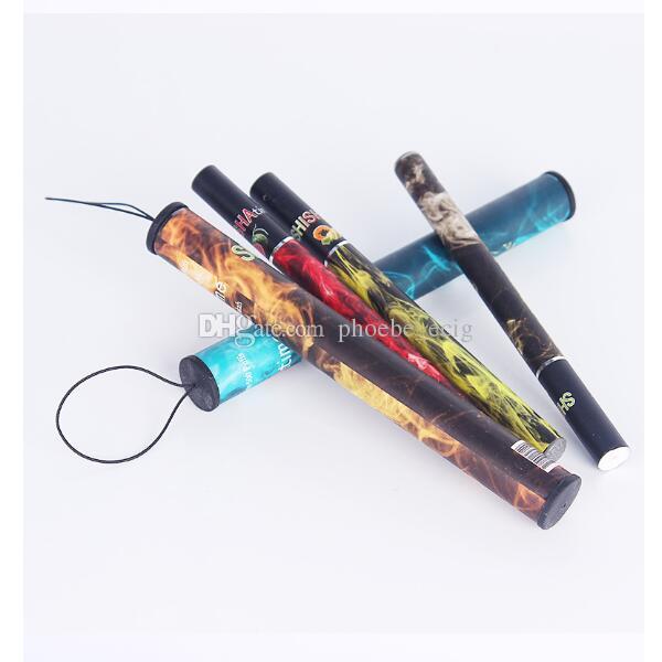 E ShiSha Narghilè Penna Sigaretta Elettronica Pipe Pipe Sigaro Succo di Frutta E Cig Stick Shisha Tempo 500 Soffi Colorati 30 Sapori