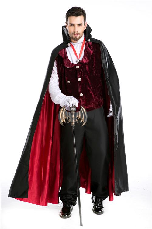see larger image - Halloween Dracula Costumes