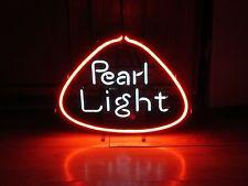 Preal Light Neon Sign Real Glass Tube Bar Pub Store Business Advertising Home Decoration Art Gift Display Metal Frame Size 24''X20''