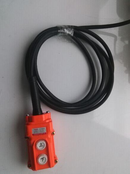 контролируя кнопка с кабелем для блока упаковки гидровлической силы dc для аэродромного автопогрузчика автомобиля