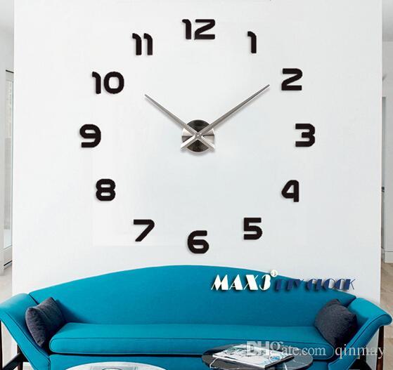 designer wall clock flake wall clock rose gold