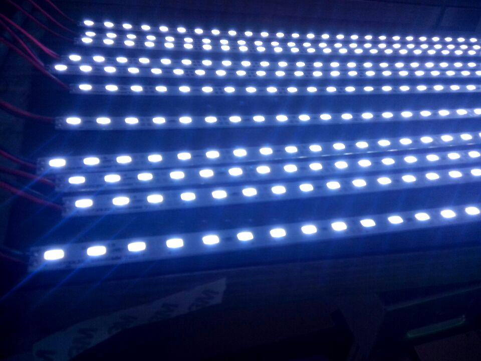 dc 12 volt 72leds smd5730 led rigid strip high light white red green blue colour ip20 from yjc05 111 dhgatecom