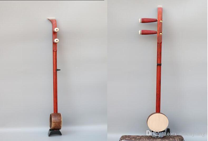 Universal-Typ Banhu Holzbrett Hartholz Kupfer Musikinstrument Beginner Musikinstrument