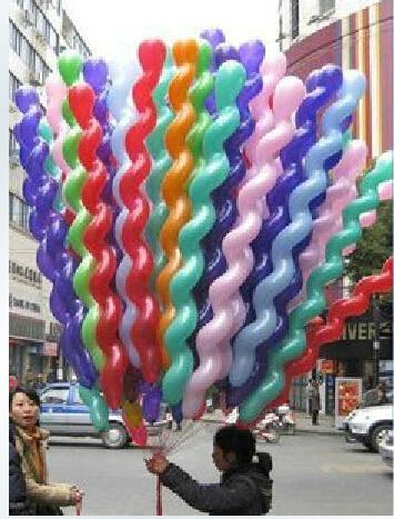 Tani!! Kolorowe balony ślubne owalne w kształcie festiwalu Ślubne Dekoracje ślubne Dekoracje Dzieci Balony Zabawki Obecne 100 szt