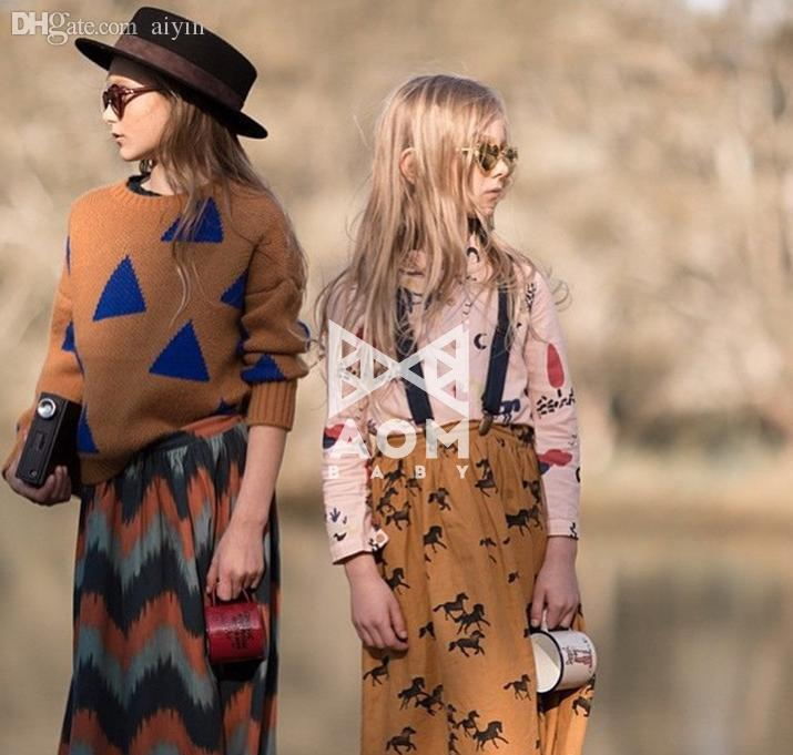 Compre Wholesale Ins * * Bobo Choses 2015 Suéteres De Algodón Bebé ...