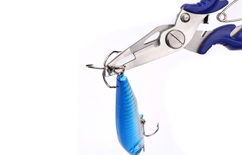 2018 из нержавеющей стали многофункциональные рыболовные клещи для ножниц крюк для снятия лески Gaffs Gripper рыболовные снасти инструмент