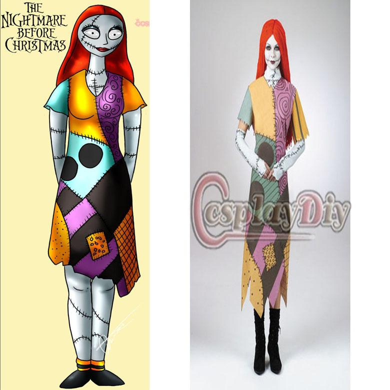 New Arrival Custom Made The Nightmare Before Christmas Sally ...