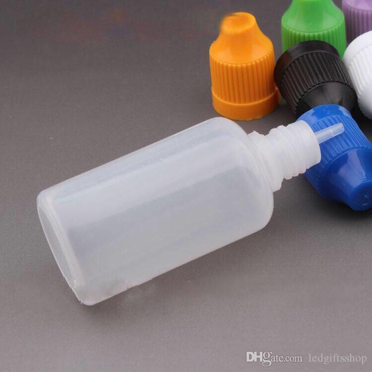 E-sigara Ego 30 ml PE e sıvı Şişe Toptan için sıcak satış 30ml iğne ucu sıvı damla şişeleri